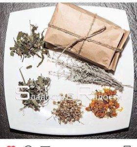 Травы натуральные, выращенные в ЭКО зоне
