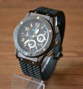 Часы Hublot + подарок