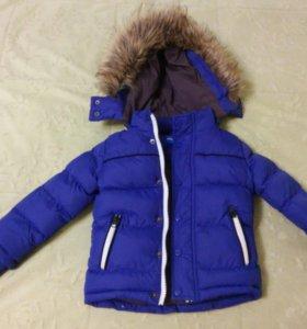 Куртка зима футурино р92
