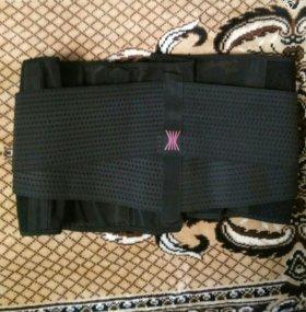 Пояс для похудения miss belt