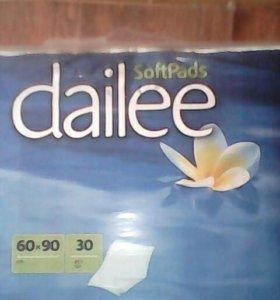 Пелёнки dailee