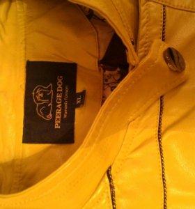 Женская. куртка эко кожа