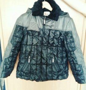 Куртка мальчиковая демисезонная
