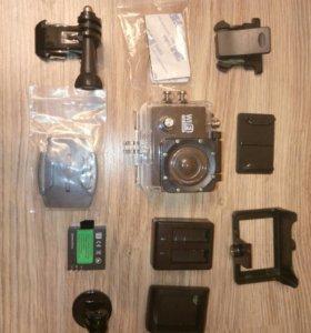 Экшен камера sj4000 и sj6000
