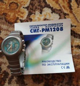 Сигнализатор-индикатор гамма—излучения СИГ-РМ1208