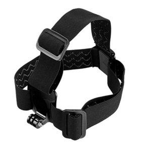 Крепление на голову/шлем для GoPro