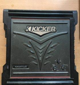 Усилитель Kicker ZX 150.2