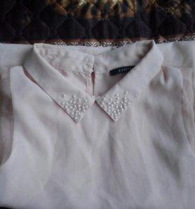 Блузка,безрукавая MOHITO