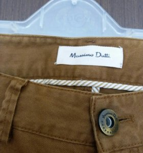 Брюки Massimo Dutti