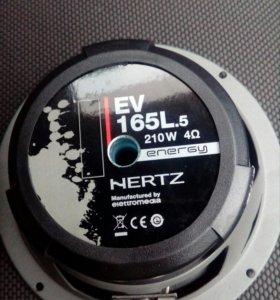 Динамики Hertz ev165l.5