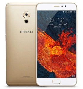 @ Смартфон Meizu PRO 6 PLUS gold 64gb 4g lte ram