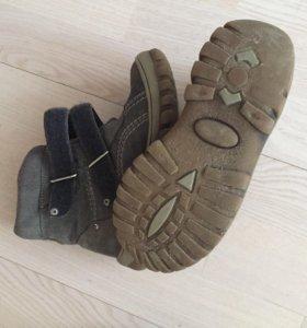 Ботинки на весну/осень