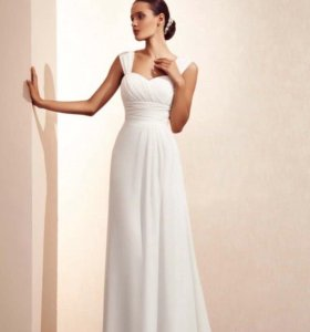 Свадебное платье р.40-44