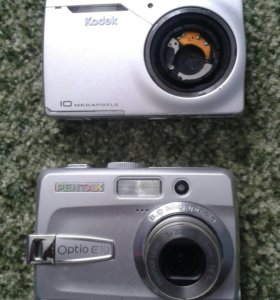Kodak и Pentax