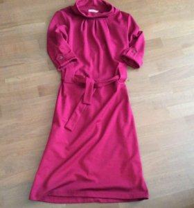 Платье трикотажное, р-р 42-44