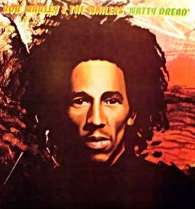 Пластинка Bob Marley - Natty Dread