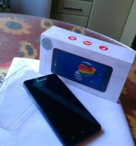 Смартфон Lenovo s850 blue