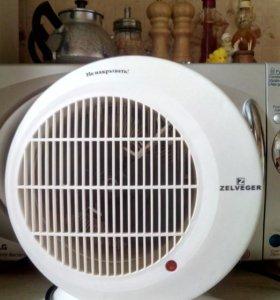 Обогреватель ветерок с термостатом