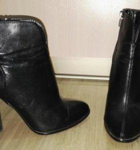 БУ ботинки