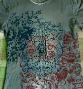 Мужские футболки Just Cavalli