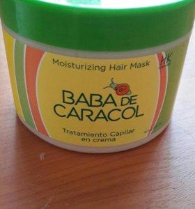 Маска для волос из Доминиканы