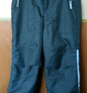 Демисезонные штаны lassie 104