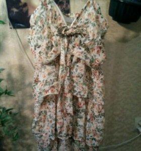Легкие летние платья, размер М