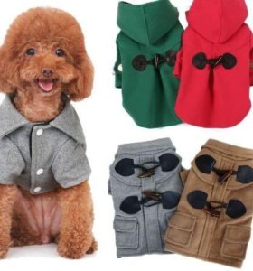 Пальто для собачки