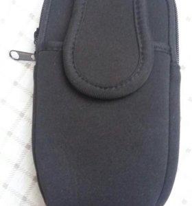 Сумка на руку, для мобильного телефона