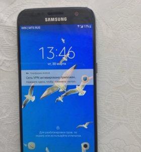 Samsung s7 б/у 2 месяца