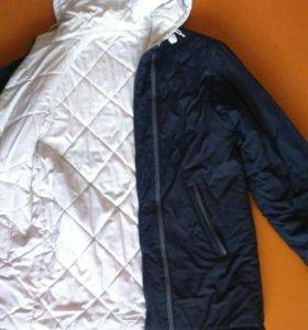 Куртка размер 48.