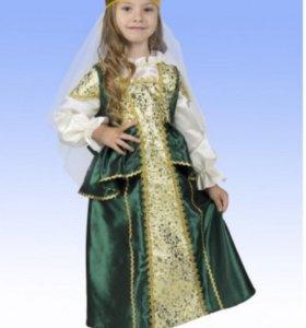 Карнавальный костюм Царевна Лягушка