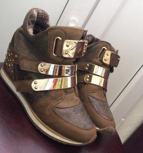 Д/с ботиночки