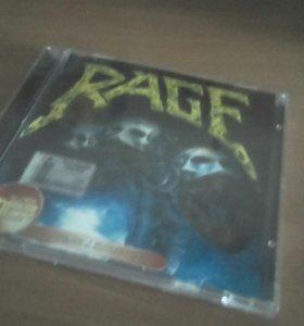 mp3 диск Rage