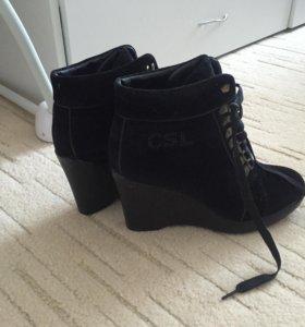 Д/с ботинки