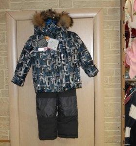 Новый зимний костюм тм Seleo р-р 98