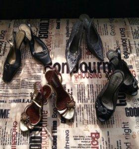 Женская обувь по 100 р.