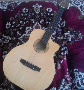 Замена струн, настройка гитары