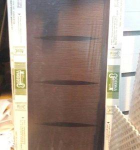 Новые  двери 2шт. в упаковке.