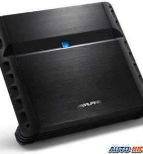 4-канальный усилитель Alpine PMX-F640