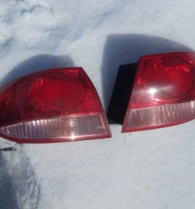 Задние фонари,от Mazda millenia
