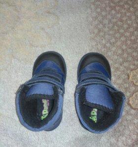 Демисезонные ботинки, полусапожки