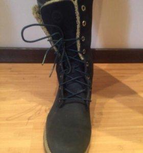 Демисезонные ботинки Timberland унисекс