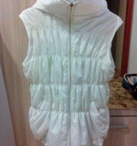 Куртка-жилетка для беременных