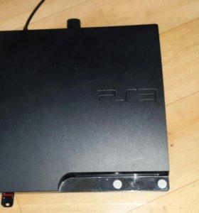 Прошитая PlayStation 3 slim 320gb. CFW Rebug 4.81