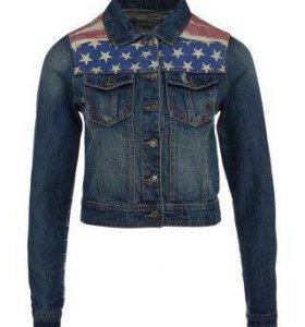 Куртка новая р-р XS-S