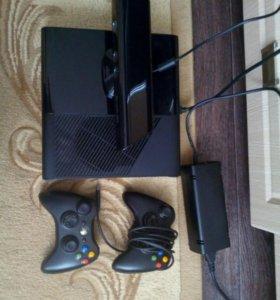 Xbox 360 500GB+5 игр