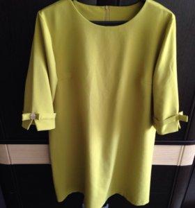 Платье 50-52 размер+ подарок