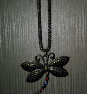 Совушка, бабочка