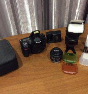 Nikon D610+комплект